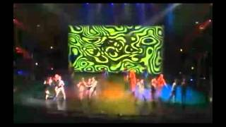 John Partridge West End Eurovision (Unedited) 2012 Part 2