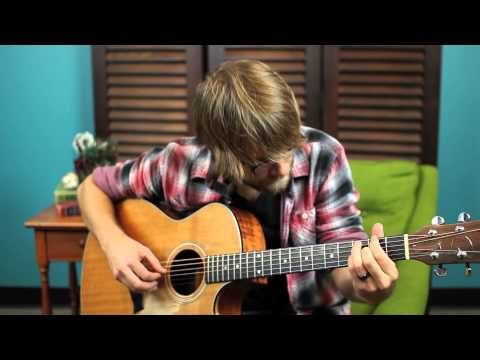 """Acoustic performance of """"Once A Year"""" by Josh Wilson"""
