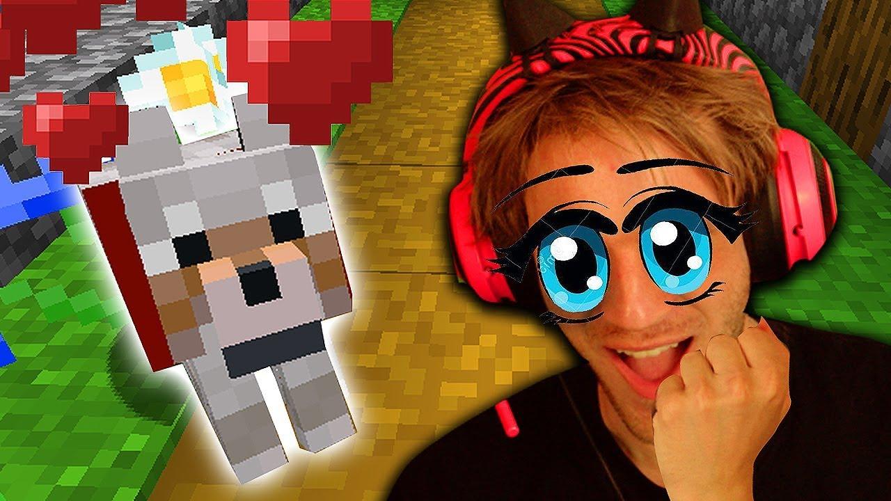 I found a DOG in Minecraft!!! - Part 7