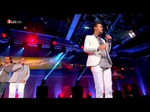 Wise Guys Deutsche Bahn Live bei 3Sat