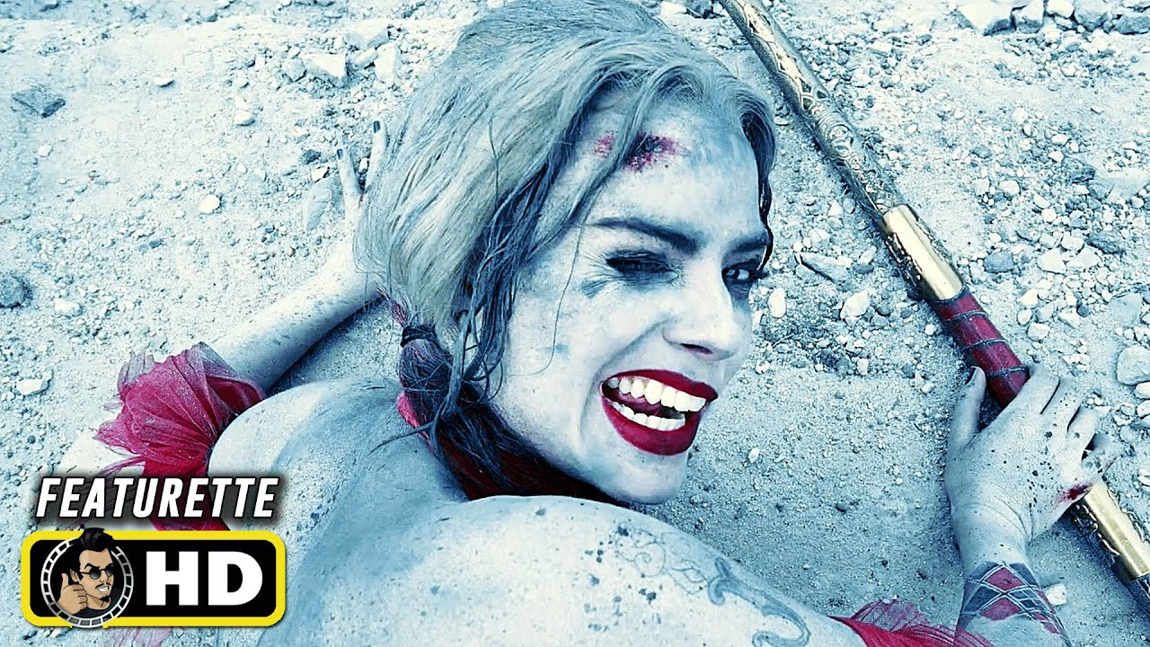 THE SUICIDE SQUAD Bloopers Gag Reel (2021) DC