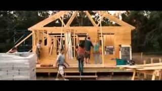 Das Leuchten der Stille - Kussszene/Paperweight, Little house