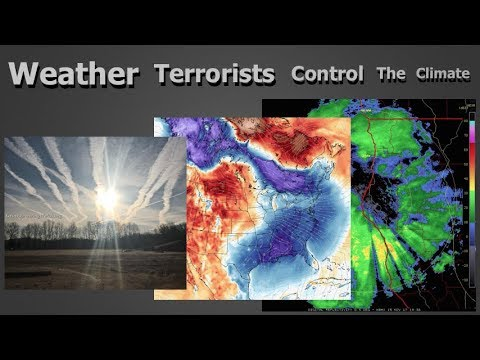 Weather Terrorists Control The Climate ( Dane Wigington Geoengineering Watch )