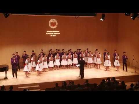 GUANDONG EXPERIMENTAL MIDDEL SCHOOL (Xina) Cantonigròs 2017