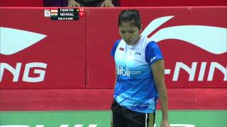THOMAS AND UBER CUP FINALS 2014 Session 14, Match 1 thumbnail