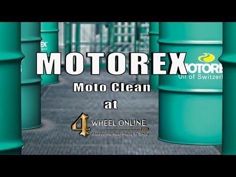 MOTOREX Moto Clean