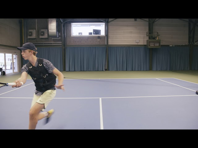 Kim - Clijsters - Academy - Fieldpower - Tennis - #1
