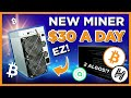 NEW Crypto Mining Rig EARNS $30 A DAY?! + YOU CAN BUY ONE!!