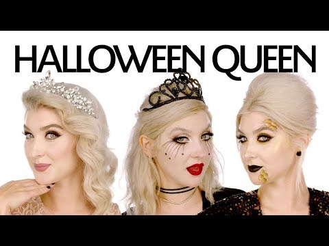 Halloween Makeup: Queen Looks  Sephora