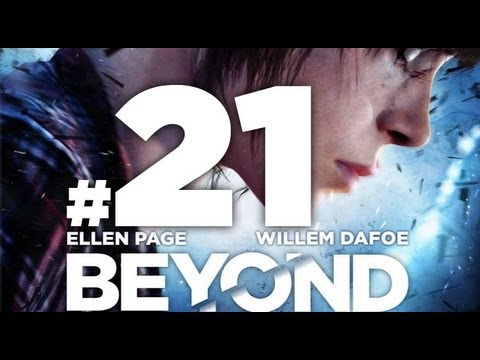 Beyond: Two Souls Walkthrough Part 21 Dragon's Hideout