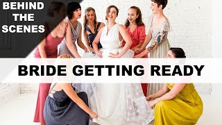 How To Photograph A Wedding - How To Shoot The Bride Getting Ready