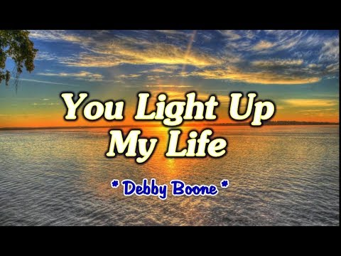 You Light Up My Life - Debby Boone (KARAOKE) Mp3