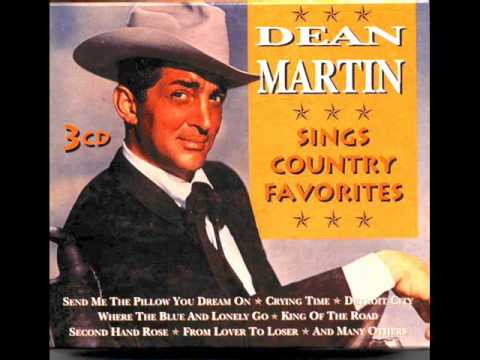 Dean Martin  - Crying Time