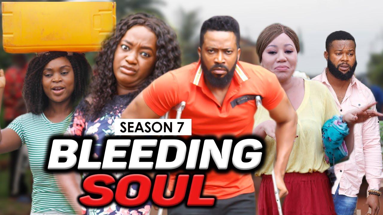 Download BLEEDING SOUL 7 - 2020 LATEST NIGERIAN NOLLYWOOD MOVIES