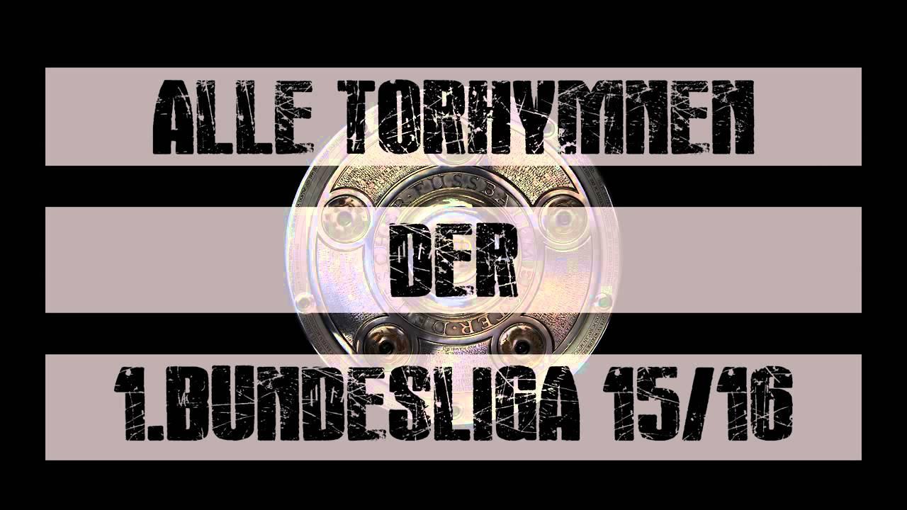 TorschГјtzenliste Bundesliga 15 16