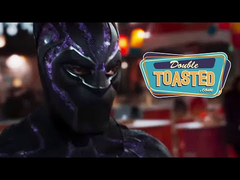 BLACK PANTHER SPOILER TALK - Double Toasted Reviews