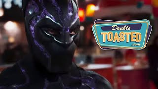 BLACK PANTHER SPOILER TALK - Double Toasted Reviews thumbnail