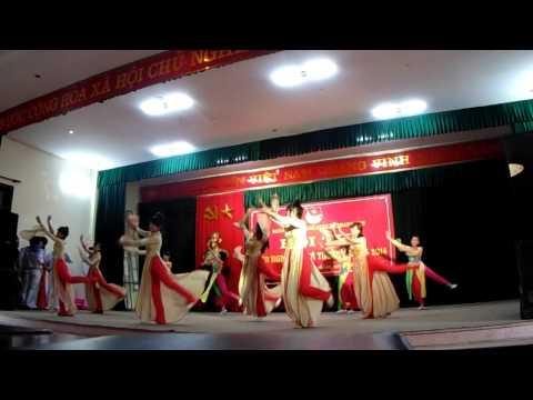 Hè 2014 - Múa Liên Khúc Nơi Đảo Xa & Giai Điệu Tổ Quốc - Thôn Ngự Tiền
