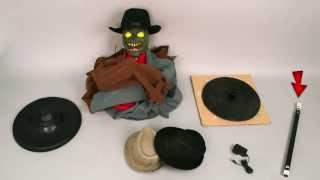 Coat Rack Monster Setup