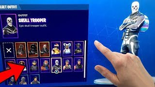 YOU CAN BUY ANY *RARE SKIN* FROM THIS WEBSITE... (Fortnite Battle Royale)