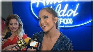Jennifer Lopez | Feel The Light & THE DRESS | American Idol Season 14 Top 10