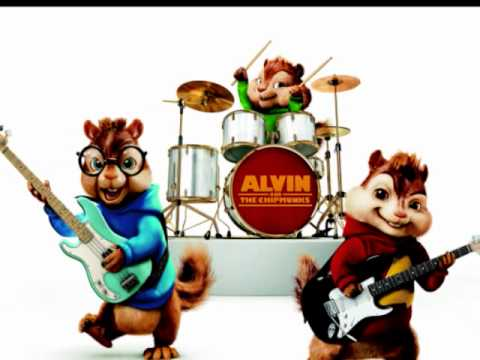 The Chipmunks Christmas Don't Be Late (Rock Version) LYRICS