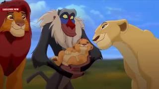 The Lion King 2 || Simba's Pride Simba Assigns Timon And Pumbaa To Watch Kiara Scene [HD] Quality