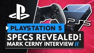 SONY REVEALS PS5 SPECS & NEXT-GEN DETAILS!