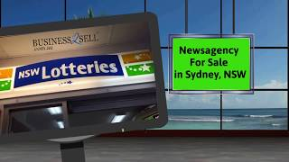 Newsagency For Sale in Sydney NSW