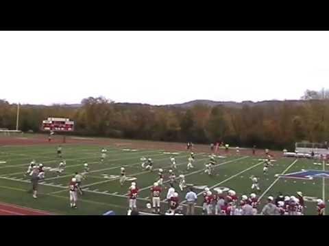 AOF JV Football 22 The Loomis Chaffee School 20