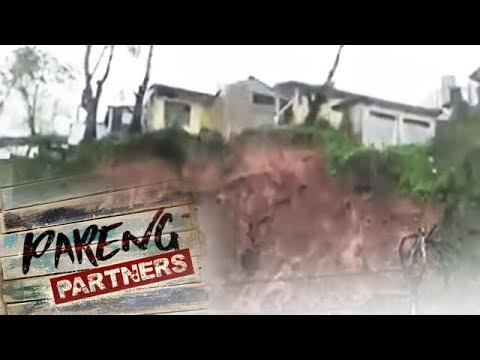 Pareng Partners: Landslide sa Benguet dahil sa bagyong Ompong