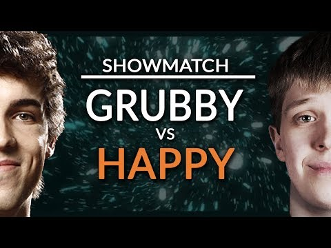 [O] Grubby Vs. Happy [U] - Debut Of Our New Observer Tool! - Bo7 Showmatch