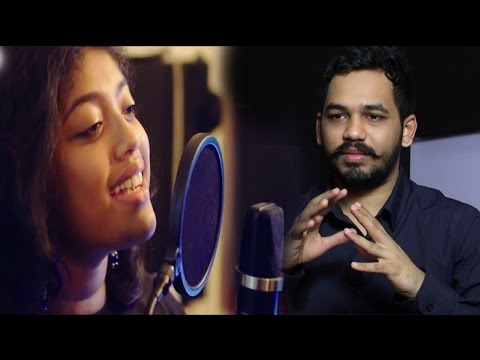 Hip Hop Tamizha Interview : Singer Kharesma is like me when I was 14 years old   Thani Oruvan