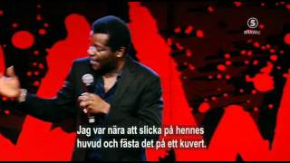 Stephen K Amos - Raw Comedy Club