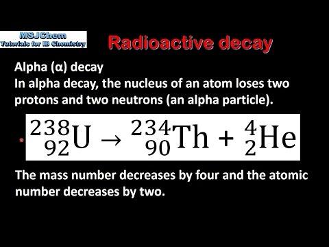 C.3 / D.7 Radioactive decay (SL)