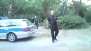 Hamburg Polizeigewalt gegen Ausländer