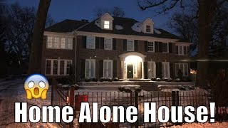 Meet Up Friday & Home Alone House?! Chicago = Awesome!