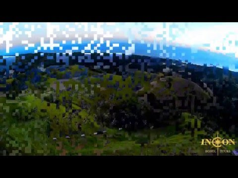 Bohol Wonderful Aerial Tour