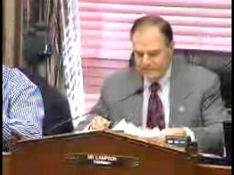 Hearing: The Department of Energy Fiscal Year 2009 Research and Development Budget Proposal