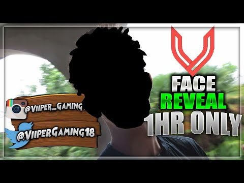 OFFICIAL FACE REVEAL OF VIIPER GAMING!