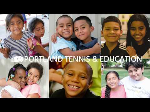 Portland Tennis & Education: A Short Documentary