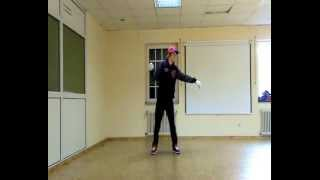 Dubstep dance 2014 Dubstep- Rivers flows in you(Twilight)