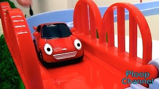 Repeat youtube video TAYO TRUCK FIXERS! - TAYO McQueen Racing Car & Toy Trucks Friends. Toy Cars videos for kids cartoons