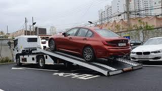 BMW 320i 대한민국 No.1 캐리어 탁송 국산차 …