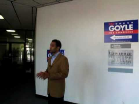 KS04; August 04, 2010; Raj Goyle Interview With KAKE TV