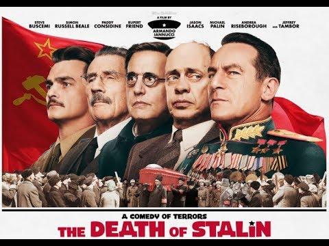 VLOG: х/ф Смерть Сталина (осторожно: ненависть)