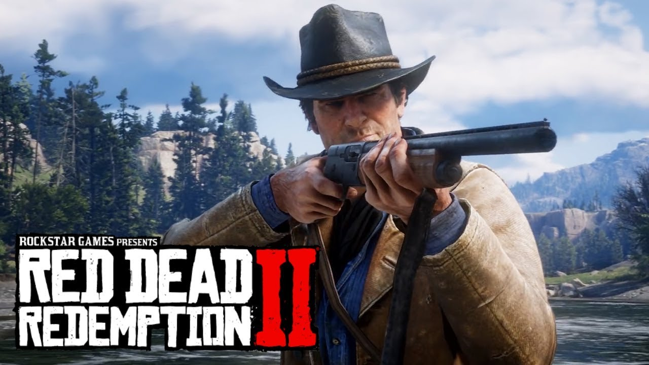 Red Dead Redemption 2 Official Gameplay Reveal Trailer Youtube