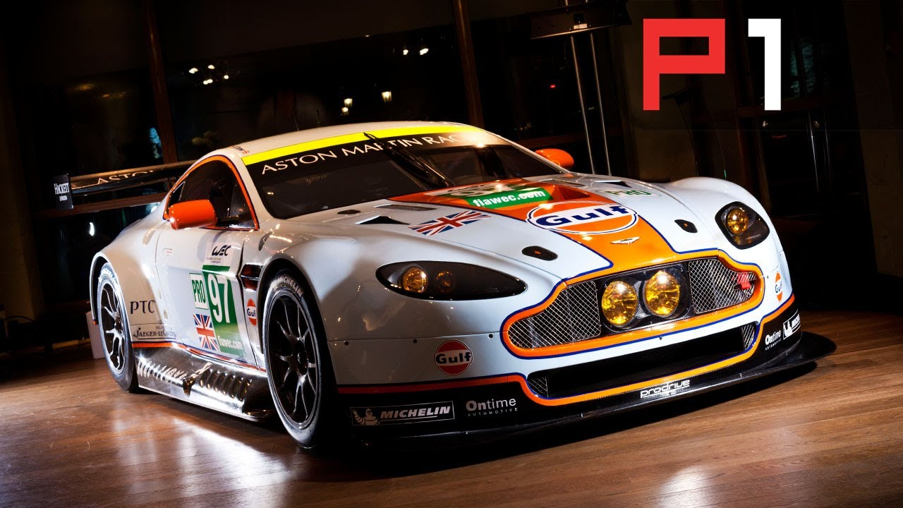 Perfect How To Build A Aston Martin GTE Racing Car