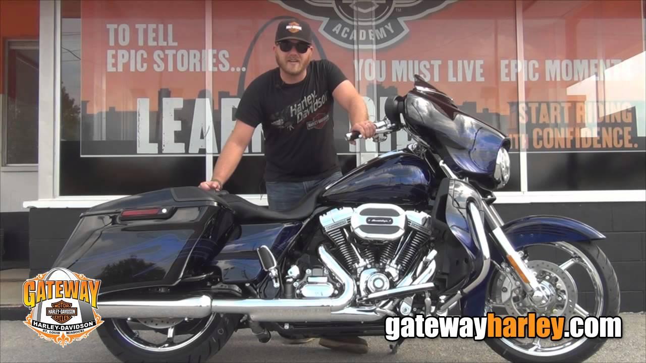 2016 harley davidson touring flhxse cvo street glide for sale st