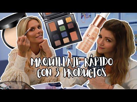 Maquillaje Rápido Con 3 Productos- Bueno Bonito Y Barato - Cata Maya